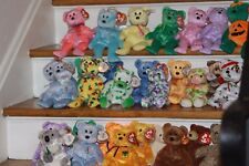 Ty Beanie Baby BABIES BEARS BEAR Stuffed Animal Plush Different-U Choose!