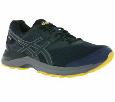 Asics Shoes Men's Running Shoes Trail-Running Shoes Gel-Pulse 9 GORE-TEX BLACK