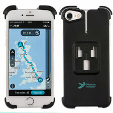 """Quick Release Motorcycle Mount & Dedicated Holder Apple iPhone 6 6s 7 8 4.7"""""""