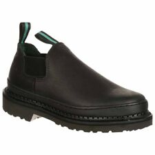 Georgia Boot Giant Romeo Work Shoe Black - Mens  - Size