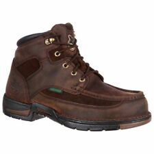 Georgia Boot Athens Waterproof Work Boot Brown - Mens  - Size