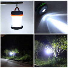 Collapsible Portable Outdoor Camping Mini Tent Light LED Flashlight Lamp Lantern