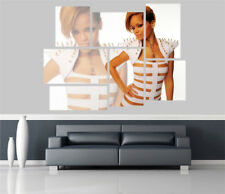Rihanna Removable Self Adhesive Wall Picture Poster FP 1536
