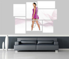 Ana Ivanovic Removable Self Adhesive Wall Picture Poster FP 1115