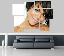 Rihanna Removable Self Adhesive Wall Picture Poster FP 1150