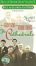 "VHS: ""50 Faithful Years""  THE CATHEDRALS"