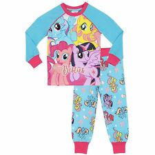 My Little Pony Pyjamas | Girls My Little Pony PJS | Little Pony Snug Fit Pyjamas