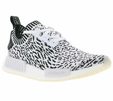 Adidas Originals NMD_R1 PRIMEKNIT BOOST SHOES TRAINERS WHITE bz0219