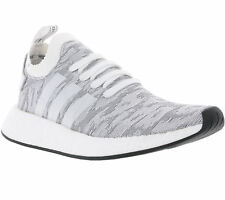 Adidas Originals NMD_R2 Primeknit Boost Shoes Men's Sneakers Trainers by9410