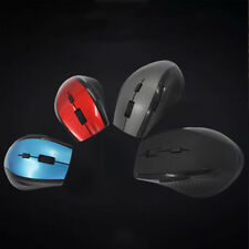 Wireless Optical Gaming Mouse Mice USB Receiver 2.4Ghz For PC Laptop 1600DPI