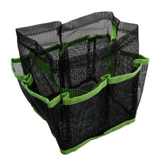 Quick Dry Hanging Shower Organizer Mesh Portable Toiletry Caddy Storage Bag
