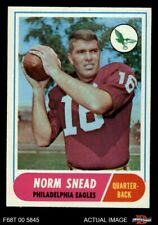 1968 Topps #110 Norm Snead -  Eagles NM