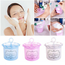 1pc 3 Colors New Fashion Face Clean Tool Cleanser Foam Maker Cup Bubble Foamer