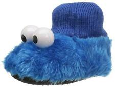 Cookie Monster Unisex Slippers Size 3/4 5/6 7/8