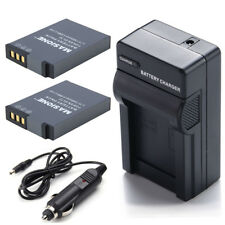 EN-EL12 Battery + Charger For Nikon Coolpix AW110 AW100 S710 S8200 S6000 S6300