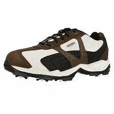 Mens Hi Tec Lace Up Golf Shoes - Dri-Tec Sport 300