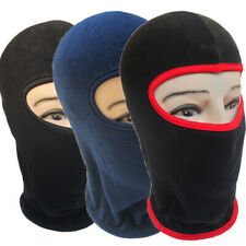 Fleece Cycling Bicycle Full Face Mask Winter Warm Headgear Windproof Sports