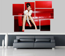 Rihanna Removable Self Adhesive Wall Picture Poster FP 1537
