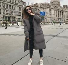Fashion New   Women's 100% Real Fur Down jacket Lady Parka Hot Warm Coat   S-XL