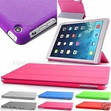 Ultra Slim Flip Smart Case Protective Folding Stand Cover For Apple iPad Air 5