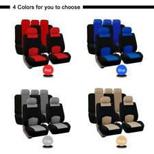 Auto Seat Covers For Car Sedan Truck Van Universal Seat Covers 9 Pieces Set K9D4