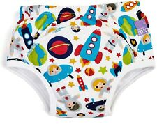 Bambino Mio REUSABLE POTTY TRAINING PANTS OUTER SPACE Kids Toilet Training