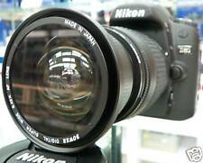 Wide-Angle Macro Fisheye lens for NIKON d5300 d5000 d3300 d3200 as 50/35mm nib