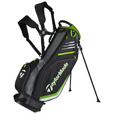 TaylorMade Mens Lightweight Stand Bag - New Lite Carry Dual Strap Golf 2017