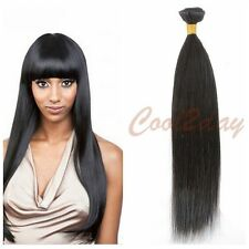 1 Bundle Remy Virgin Brazilian Human Hair Extensions Weft Straight Hair 50G New