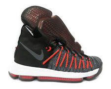 [878637-010] NIKE KD 9 ELITE BLACK WHITE GREY ORANGE MEN SNEAKER SIZE 9