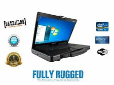Build Your Own Spec Low Hours Low Price Mk2 Panasonic Toughbook CF-53 i5 Not 52