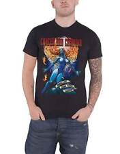 Coheed And Cambria T Shirt Ambellina burn your wings new Official Mens Black