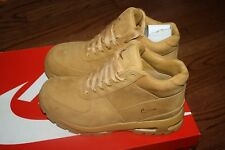 NIKE MEN'S AIR MAX GOADOME QS FLAX BOOTS STYLE 886991 220 NEW IN BOX