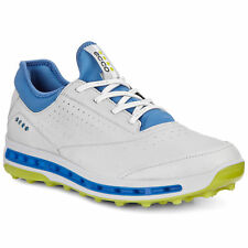 Ecco Mens 2018 Cool Pro Gore Tex Waterproof Leather Spikeless Golf Shoes