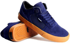 Men's Shoes Black Navy Gum Supra Ellington Vulc Sneakers Men Shoes S27502