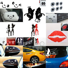 26 Styles Car Stickers Decals Car Auto Truck Window Decorations Wall Sticker MO