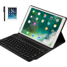 Smart Leather Case Cover with Wireless Bluetooth keyboard for iPad Pro9.7''