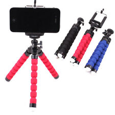 Universal Mini Flexible Stand Tripod Mount Free Holder For Smart Phone iPhone