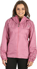 Sierra Designs Hurricane Accelerator Shell Jacket Sangria Womens