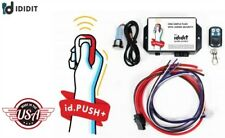 Ididit 2600610100 id.PUSH Push Button Start Kit Dash System Direct Replacement f