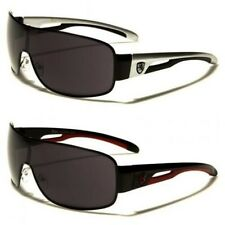 New Mens Womens Khan Sunglasses Designer UV400 Metal Aviator Visor K81