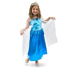 Ice Princess Children's Girl Halloween Dress Up Party Roleplay Costume