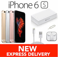 Apple iPhone 6S Smartphone - 16 64 128 GB Unlocked Space Grey Rose Gold Silver^^