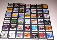 Authentic Nintendo DS Games ~ Play on DSl Dsi XL 3Ds 2DS ~ Nice Variety Lot Fun