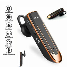 Bluetooth Headset Wireless Headphone Handsfree Call for Android Samsung S8 S7 LG