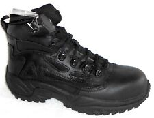 New Converse C8674 Rapid Response Composite Toe Waterproof 6 Black Leather Boots