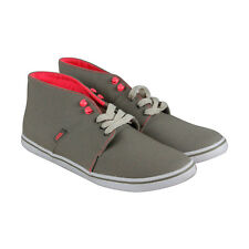 Vans Camryn Slim Womens Green Textile Lace Up Sneakers Shoes