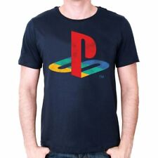 Official Playstation New Gaming T-Shirt  Navy New With Tags.