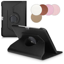 360° SYNTHETIC LEATHER CASE FOR SAMSUNG GALAXY NOTE 10 1 N8000 N8010 ROTATION