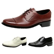 Formal Brogues Oxford Lace Up Fashion Apparel Mens Shoes UK 5.5-11.5